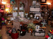 The Grapevine Gift Store in Burnet, Texas
