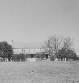 Burnet Texas Area Historic Sites