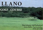 Llano River Golf Course