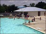 Popular Swimming Areas In The Highland Lakes Area In The