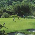 Texas Hill Country Golf Courses - Barton Creek Lakeside Golf Course - Spicewood, Texas